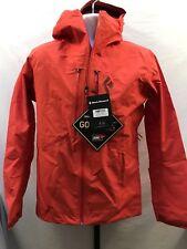 BLACK DIAMOND Helio Shell Jacket Gore-Tex Octane Ski Snowboard Mens S $499 NEW