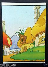 Los PITUFOS figurines CROMOS CARDS FIGURINES Smurfs 2 Panini 1982 the SMURFS TV