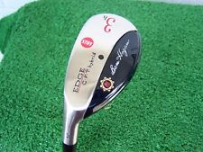 Ben Hogan Edge CFT Hybrid 3 Hybrid 21 Degree Stiff Graphite Flex Shaft Left Hand