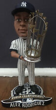 ALEX RODRIGUEZ New York Yankees Bobble Head 2009 World Series Champions MLB