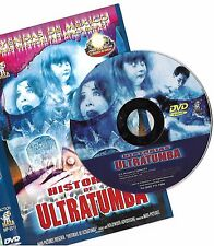 Historias de Ultratumba_3 scary movies_Latin/Spanish_DVD_NEW