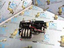 GENERAL ELECTRIC CR209CO 600 V 27 A 3 PH 15D21G2 COIL SZ 1 REVERSING STARTER