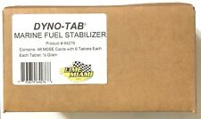 Dyno-tab® Marine Stabilizer 6-tab Dynotab Case of 48 cards Vessels Boats, Yachts