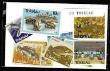 Tokelau 10 timbres différents
