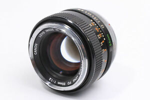 [EXCELLENT] Canon FD 55mm f/1.2 (4899)