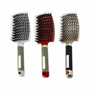 Hairbrush Girls Women Wet Comb Hair Brush Professional Tools Massage Comb Brush
