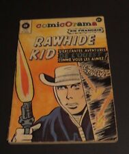 1972 COMICORAMA HÉRITAGE COMICS NO.1032 RAWHIDE KID #13-15-16-18 FRENCH EDITIONS