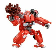 Q Transformers Series 08 QT-28 Cliffjumper Action Figure FREE Shipping