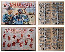 Ashigaru Archers, RedBox soldatini 1/72, Arcieri archibugieri Giappone medioevo