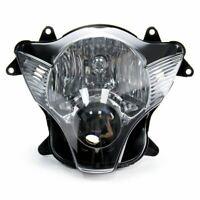 Headlight Front Head Light Lamp Assembly Clear For Suzuki GSXR600 GSXR750 06-07