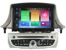 AUTORADIO 2 Din Android 8.0 4gb RENAULT Megane III 2009-2011 Dvd Mp3 Navigatore
