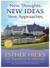 New Thoughts, New Ideas, New Approaches, The Teachings of Abraham, Esther Hicks