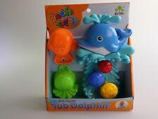 Badespielzeug für Babys, Kinder Wasser  Badewannenspielzeug Wasserrad