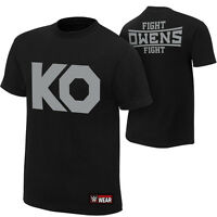 """WWE KEVIN OWENS """"KO FIGHT"""" OFFICIAL T-SHIRT NEW (ALL SIZES)"""