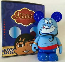"DISNEY VINYLMATION 3"" ALADDIN SERIES GENIE CHASER ROBIN WILLIAMS TOY FIGURE GIFT"