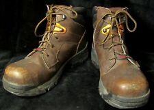 Sz 11 EW Wolverine Men's Merlin Leather Composite Toe Work Boots W10113