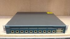 Cisco WS-C3550-12T SWITCH 10 X 10/100/1000 W/2 GBIC Slots