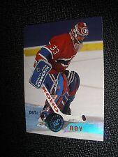 1995-96 Topps Stadium Club  #15 Patrick Roy Montreal Canadians Goalie NrMt