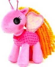 New! Lalaloopsy Ponies Plush! Flutterwings! Pony w Pink Wings & Orange Hair!