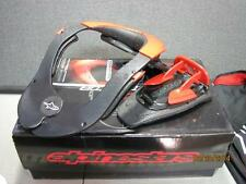 Black & Red Alpinestars Bionic Neck Brace Support 65009 SMALL #2252