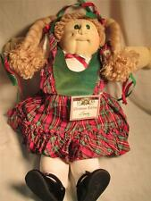 Cabbage Patch Kids Christmas Edition 1985 ~Sandy~