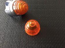 Porsche 356 Blinkerglas Orange SWF für Porsche 356 B und C