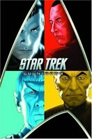 Star Trek: Countdown (Movie Prequel) by Mike Johnson Paperback Book The Fast