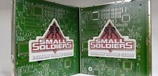 LOT of 2 Small Soldiers Premium Trading Card Album Binder semiconductor binder