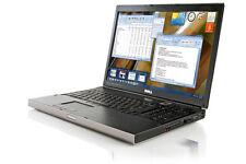 DELL PRECISION M6500  CORE i7 720 1.7GHZ  16GB 64 gb ssd 500GB Webcam