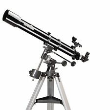 Sky-watcher Newton Telescopio 70/900 Montatura Equatoriale Eq1 Nero 803253919