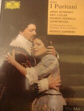 DVD OPERA : I PURITANI -2 DVD LIKE NEW CONDITION