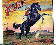 Album di figurine # FURIA # Edizioni Panini 1977