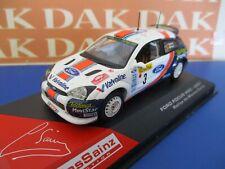 Die cast 1/43 Modellino Auto Ford Focus WRC Rally Monte Carlo 2001 C.Sainz