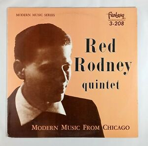 Modern Music From Chicago - Red Rodney Quintet - Jazz LP Record