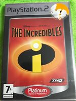 The Incredibles - PlayStation 2 Game - * Brand New, Sealed * - UK Pal
