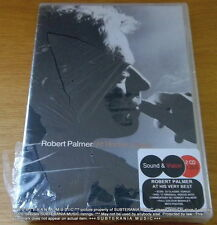 ROBERT PALMER At His Very Best Sound and Vision 2CD + DVD PAL SOUTH AFRICA