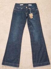 Cotton Mid-Rise Regular Size Jeans Women's JAG