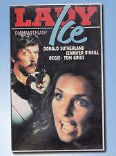 Diamantenlady LADY ICE Jennifer O'Neill DONALD SUTHERLAND VHS Robert Duvall VMP