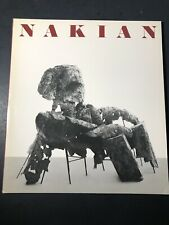 Exhibition Catalog : Reuben Nakian / 1966
