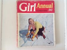 Girl Annual Number Nine 1961 With DJ