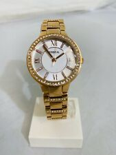 Fossil ES3284 Virginia Rose-Tone Stainless Steel Women,s Watch
