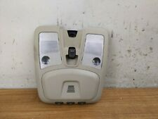 VOLVO OVERHEAD DOME MAP READING FRONT INTERIOR LIGHT LAMP OEM S60 01 02 03 04 05