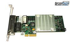 539931-001 HP NC375T PCIe QUAD PORT GIGABIT SERVER ADAPTER W/LP BRACKET