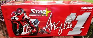 Angelle Seeling 2001 #1 WINSTON PRO BIKE Action 1:9th Scale Metal Diecast - NEW