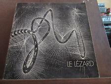 Vincent Batbedat: le lézard/ Oeuvres Graphiques Contemporaines 1975