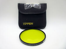 Tiffen Series 9 Yellow 2 #8 Glass Filter for Black & White Film MFR # S98Y2