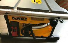 DEWALT DWE7485 8-1/4 in. Compact Jobsite Table Saw, GR M