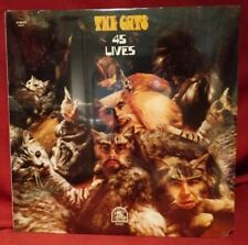 The Cats  45 Lives Sealed Cut Out EARTH 521 Rare