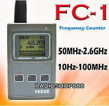 Portable Frequency Counter FC-1 10Hz -2.6GHz