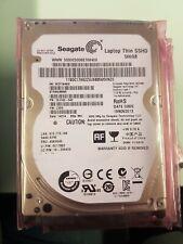Seagate Laptop SSHD 500GB SATA 2.5-inch Hybrid Hard Drive - ST500LM000